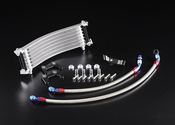 ZRX1100/1200R/DAEG ハイマウントオイルクーラーKIT