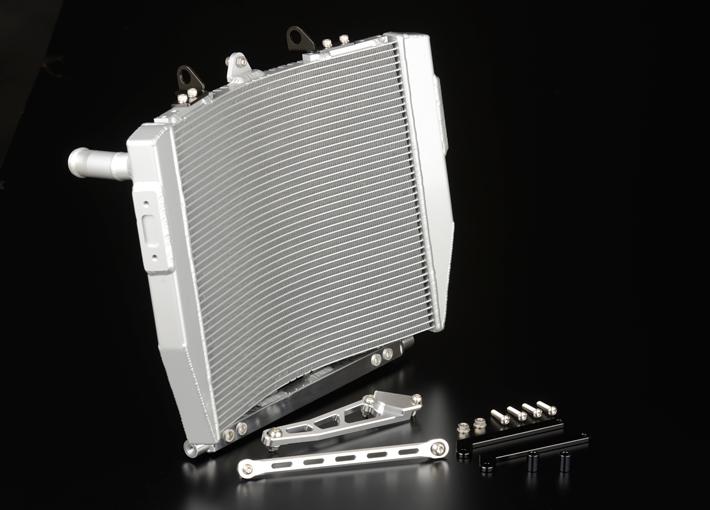 ワイドラジエーターKIT(ZRX1200 DAEG)